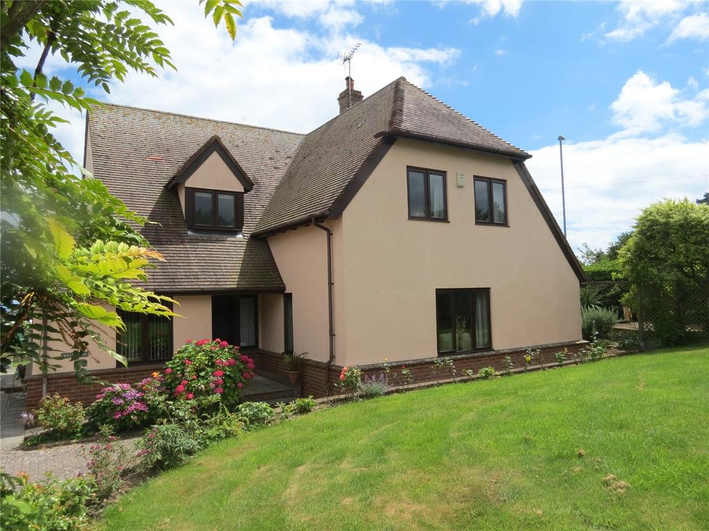 4 Bedrooms Detached House for sale in Somers Road, Lyme Regis, DT7