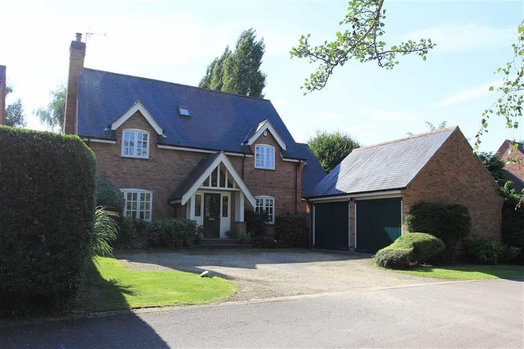 4 Bedrooms Detached House for sale in 72 Knighton Church Road, South Knighton, Leicester