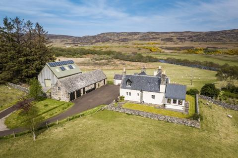 5 bedroom property with land for sale - Bettyhill, Sutherland