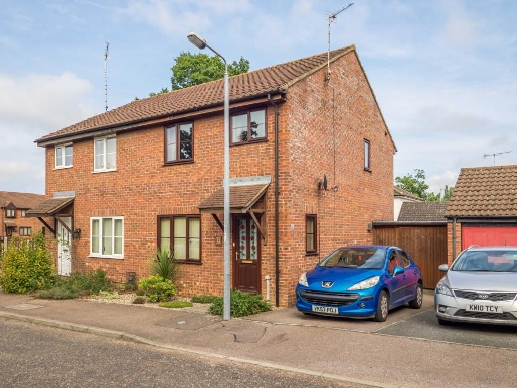 3 Bedrooms Semi Detached House for sale in Birch Close, North Walsham