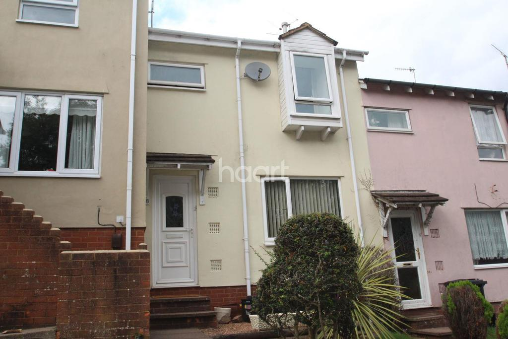 3 Bedrooms Terraced House for sale in Fowey Avenue, Torquay