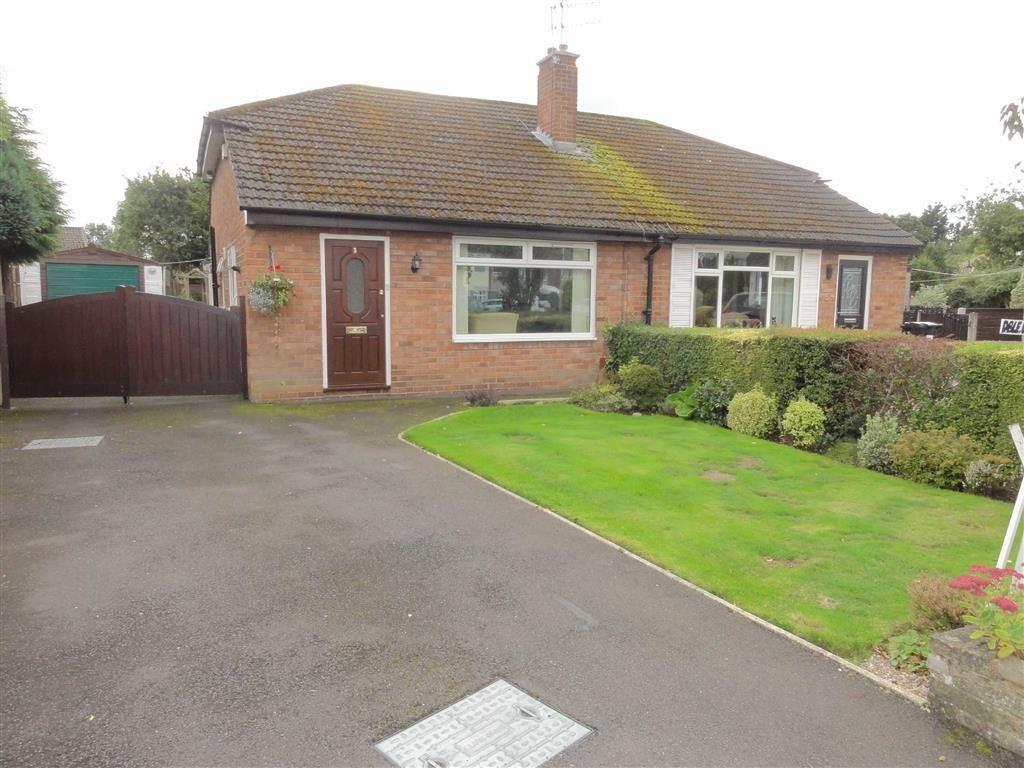 2 Bedrooms Semi Detached Bungalow for sale in Birchdale Avenue, Heald Green