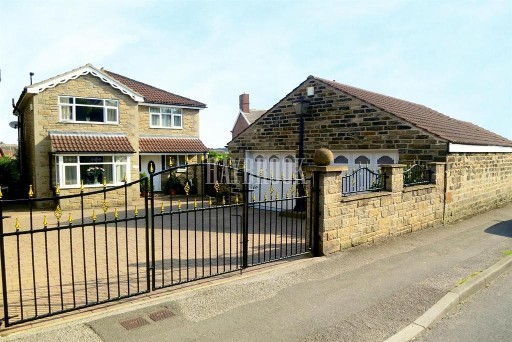 4 Bedrooms Detached House for sale in White Cross Road, Cudworth
