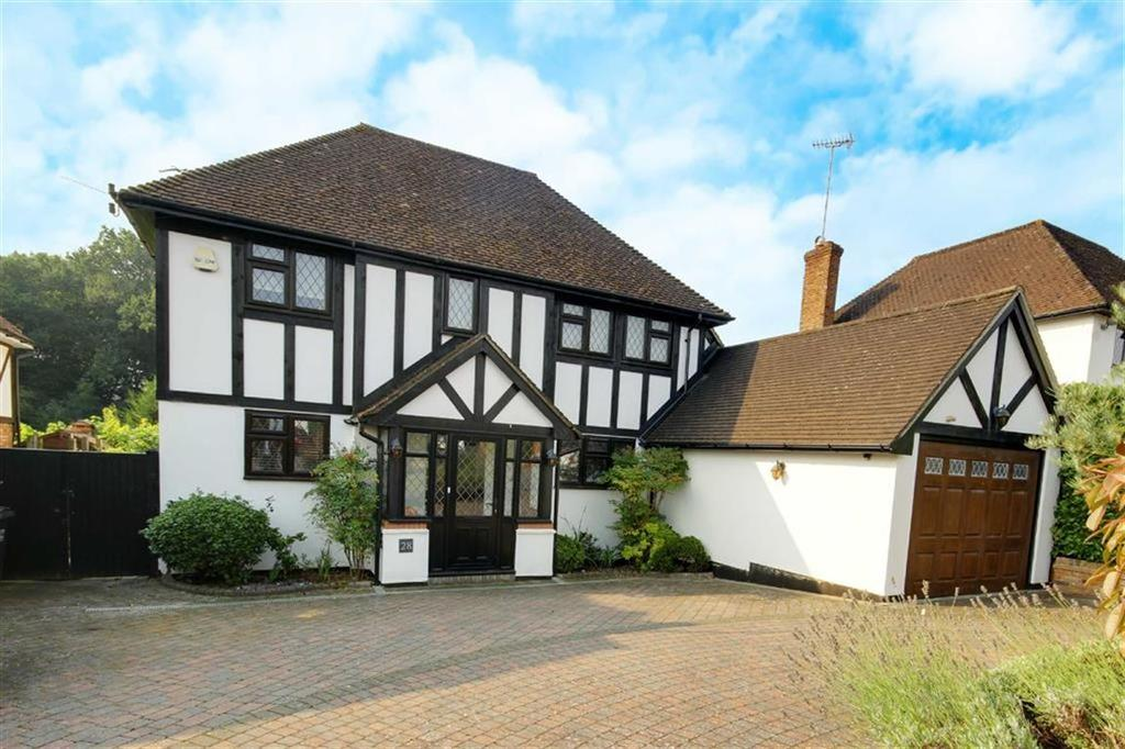 5 Bedrooms Detached House for sale in The Grove, Brookmans Park, Hertfordshire