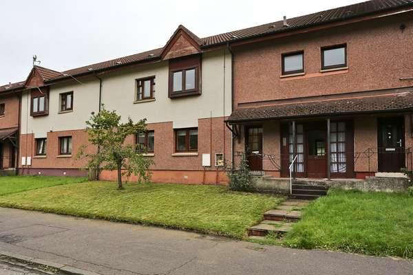 2 Bedrooms Flat for sale in 45A Lyoncross Road, Pollok, Glasgow, G53 5UH