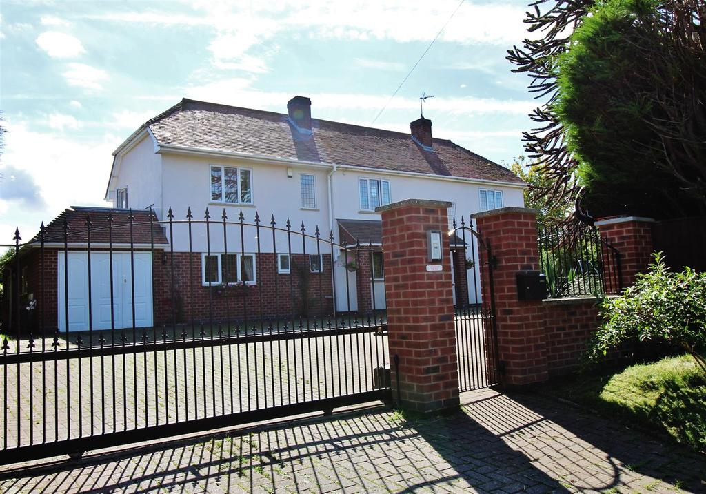 5 Bedrooms Detached House for sale in Binswood End, Harbury