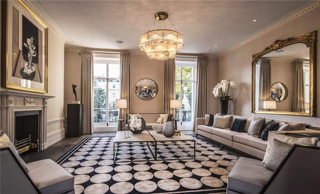 6 Bedrooms Terraced House for sale in Chester Square, Belgravia, London, SW1W