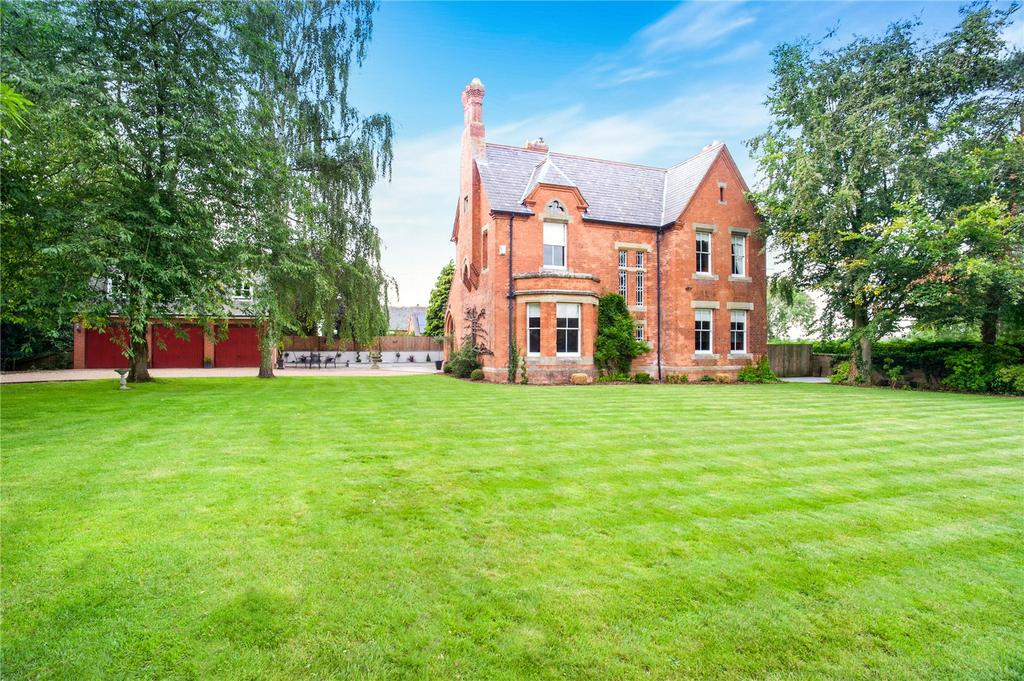 5 Bedrooms Detached House for sale in Church Lane, East Carlton