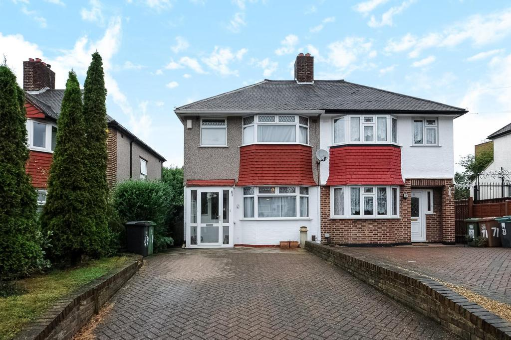 3 Bedrooms Semi Detached House for sale in Cotton Hill, Bromley, BR1