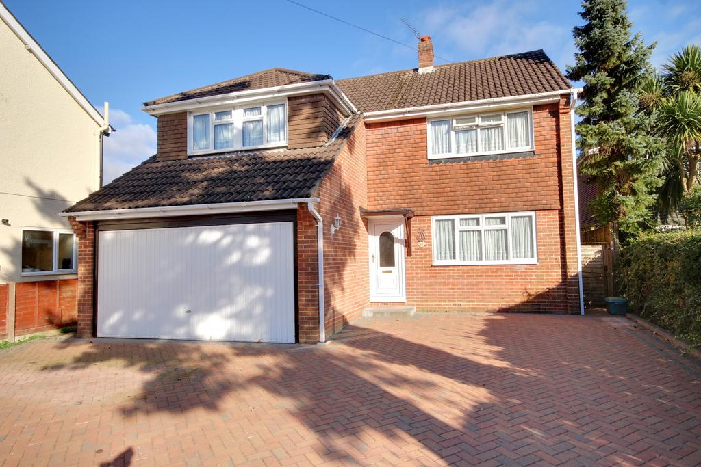 5 Bedrooms Detached House for sale in COWPLAIN