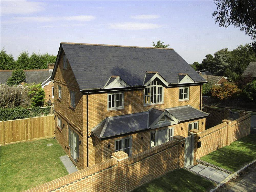 4 Bedrooms Residential Development Commercial for sale in Claremont Avenue, Esher, Surrey, KT10