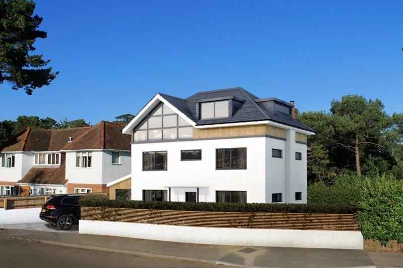 4 Bedrooms Detached House for sale in Excelsior Road, Lower Parkstone, Poole