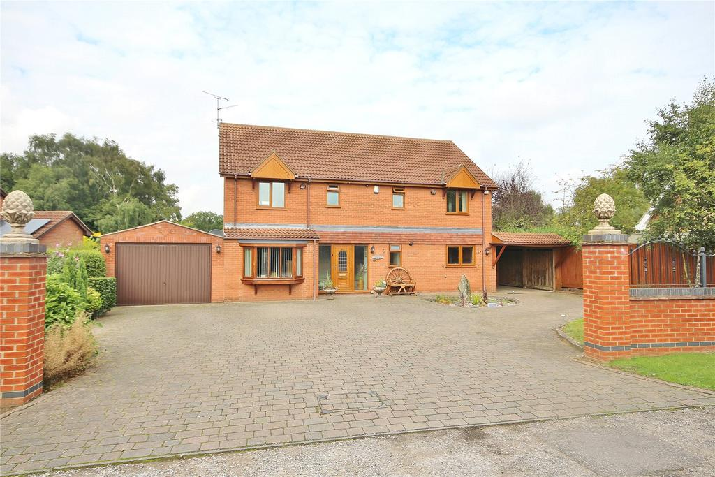 4 Bedrooms Detached House for sale in Landmere Grove, Lincoln, LN6