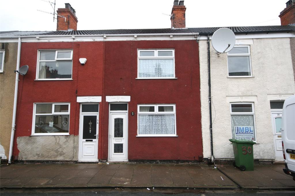 2 Bedrooms Terraced House for sale in Haycroft Street, Grimsby, DN31