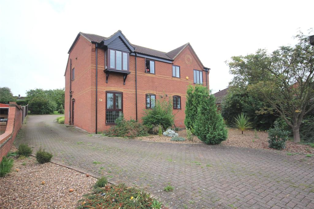 1 Bedroom Flat for sale in Lincoln Road, Washingborough, LN4