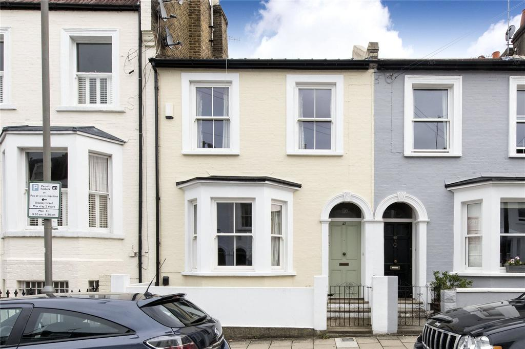 4 Bedrooms Terraced House for sale in Tonsley Hill, Wandsworth, London, SW18