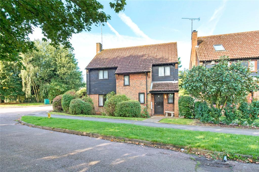 4 Bedrooms Detached House for sale in Brocket View, Wheathampstead, St. Albans, Hertfordshire, AL4