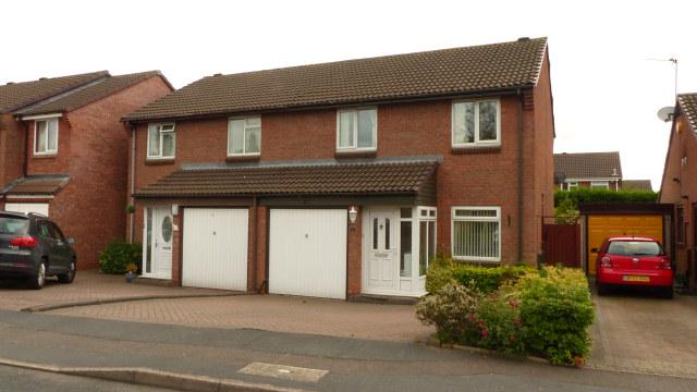 3 Bedrooms Semi Detached House for sale in Compton Drive,Streetly,Sutton Coldfield