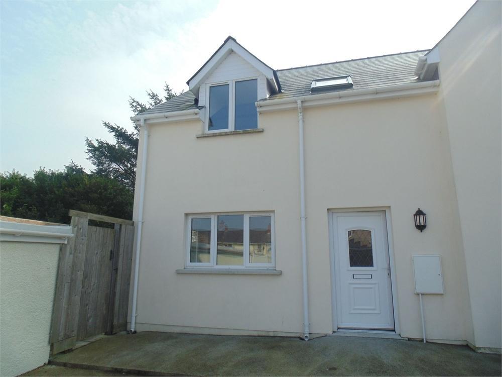 3 Bedrooms Semi Detached House for sale in 85 Portfield, Haverfordwest, Pembrokeshire