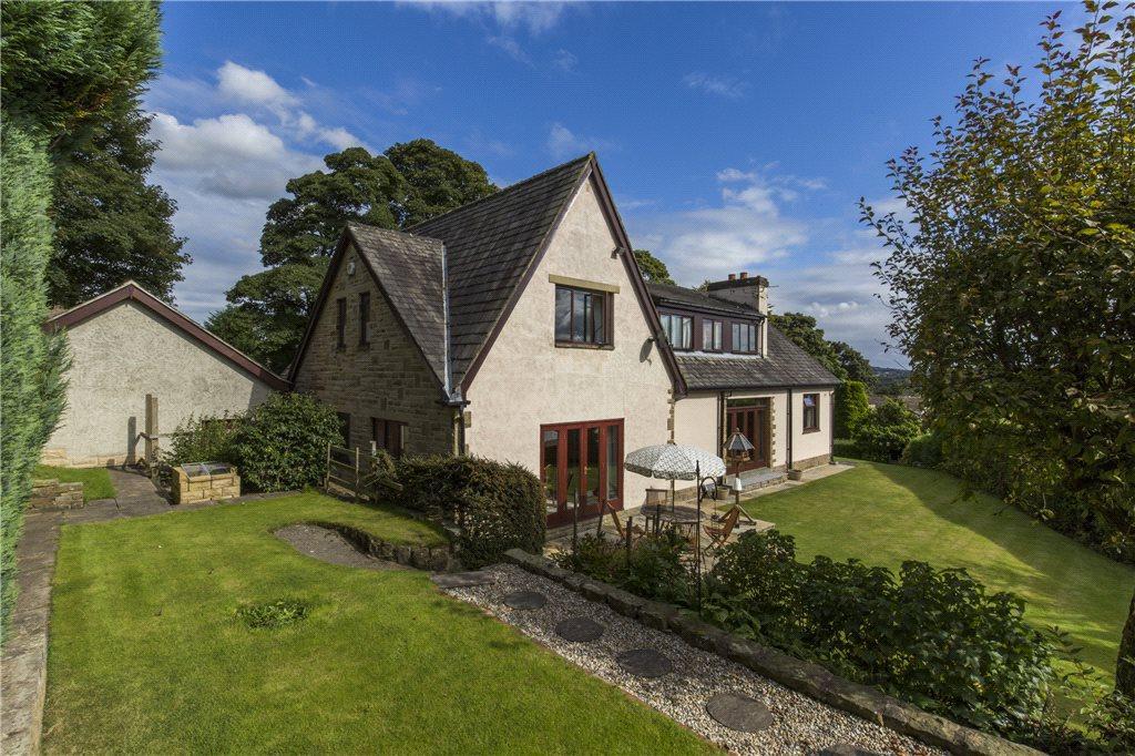 5 Bedrooms Detached House for sale in Bracken Edge, Old Langley Lane, Baildon
