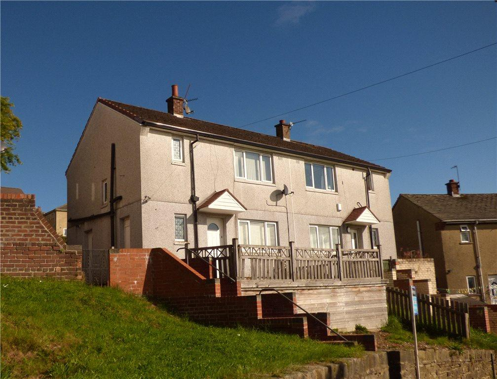2 Bedrooms Semi Detached House for sale in Wardle Crescent, Keighley, West Yorkshire