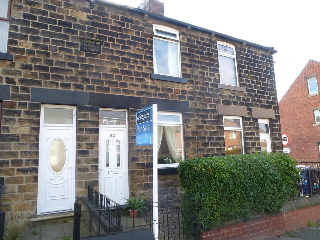 2 Bedrooms Terraced House for sale in Pogmoor Road, Barnsley, South Yorkshire, S75