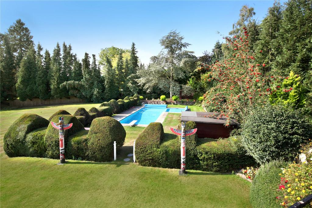 10 Bedrooms Detached House for sale in West Drive, Wentworth, Virginia Water, Surrey