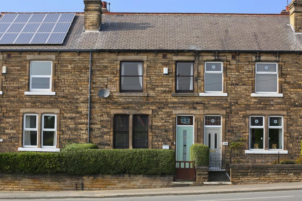 3 Bedrooms Terraced House for sale in Wrenthorpe Lane, Wrenthorpe