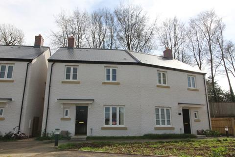 3 bedroom semi-detached house to rent - Trem Y Grove, Mulberry Grove
