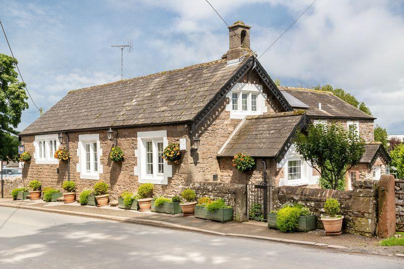 4 Bedrooms Detached House for sale in Old School, Newbiggin, Penrith