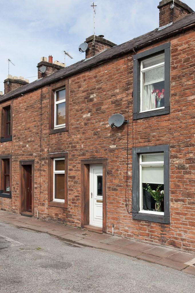 2 Bedrooms Terraced House for sale in 4 Crown Terrace, Penrith