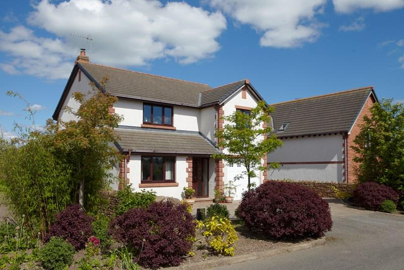 3 Bedrooms Detached House for sale in 2 Harthwaite Gardens, Carleton Village, Penrith