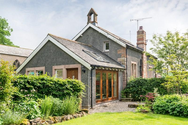 3 Bedrooms Detached House for sale in The Old School, Little Strickland, Penrith