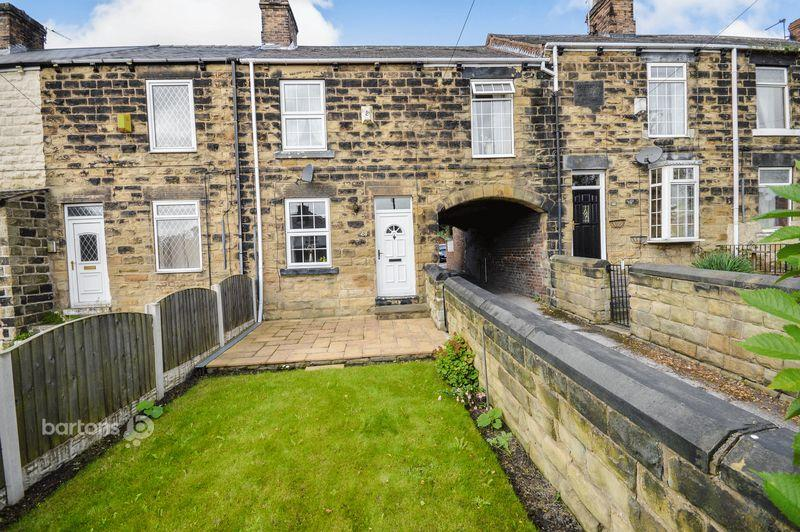 3 Bedrooms Terraced House for sale in Rotherham Road, Great Houghton, Barnsley