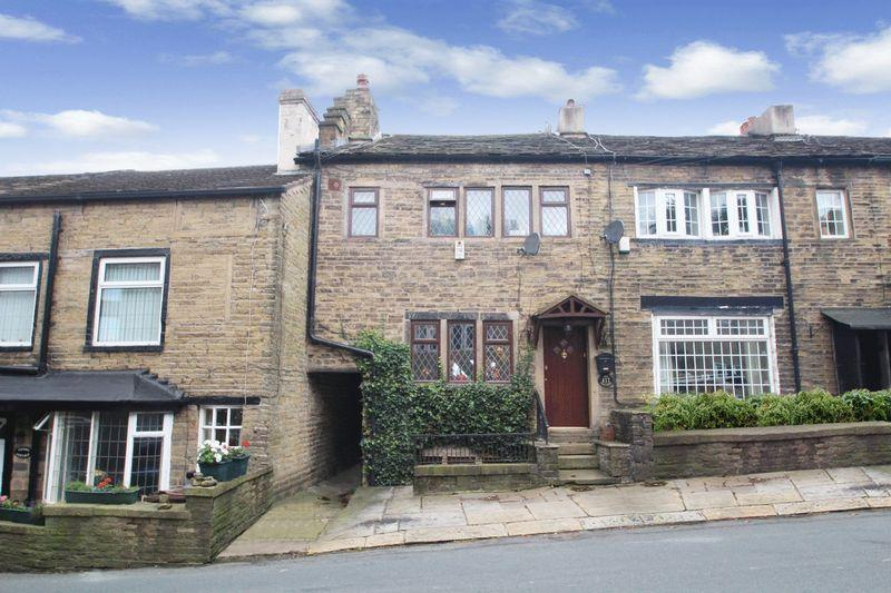 4 Bedrooms Cottage House for sale in Shawclough Road, Shawclough, Rochdale OL12 7HR