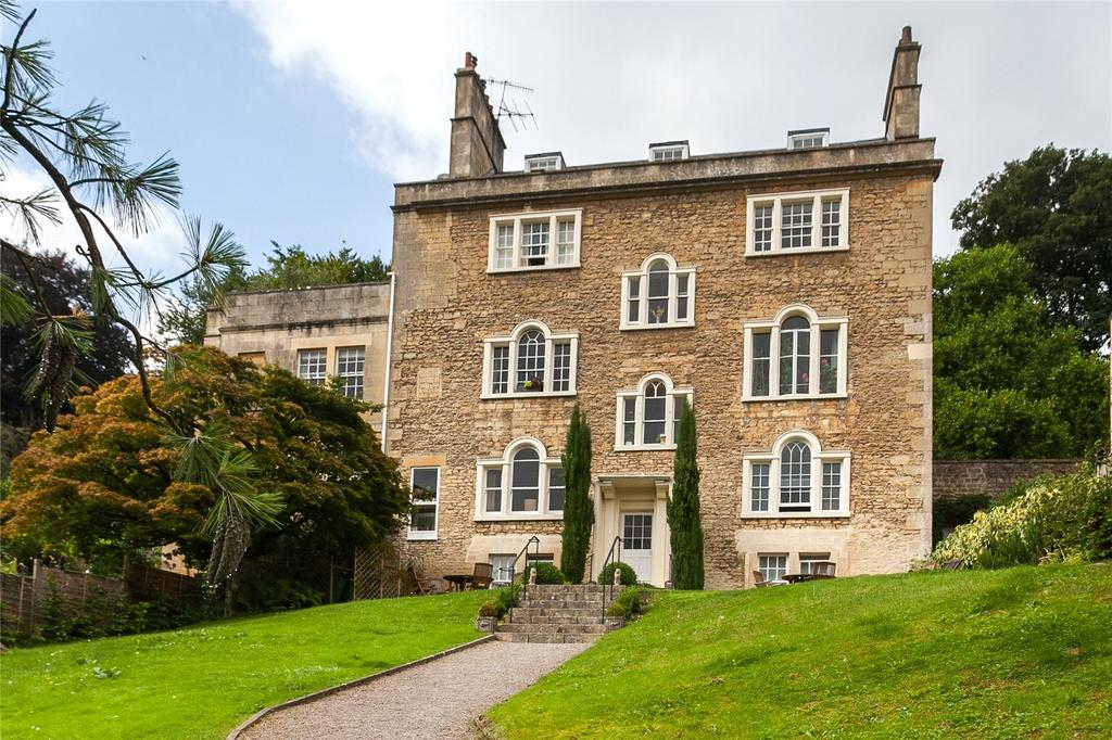 2 Bedrooms Maisonette Flat for sale in Lyncombe Hall, Lyncombe Vale Road, Bath, BA2