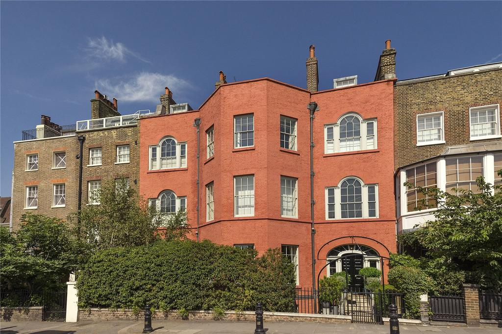 4 Bedrooms Terraced House for sale in Cheyne Walk, London, SW10
