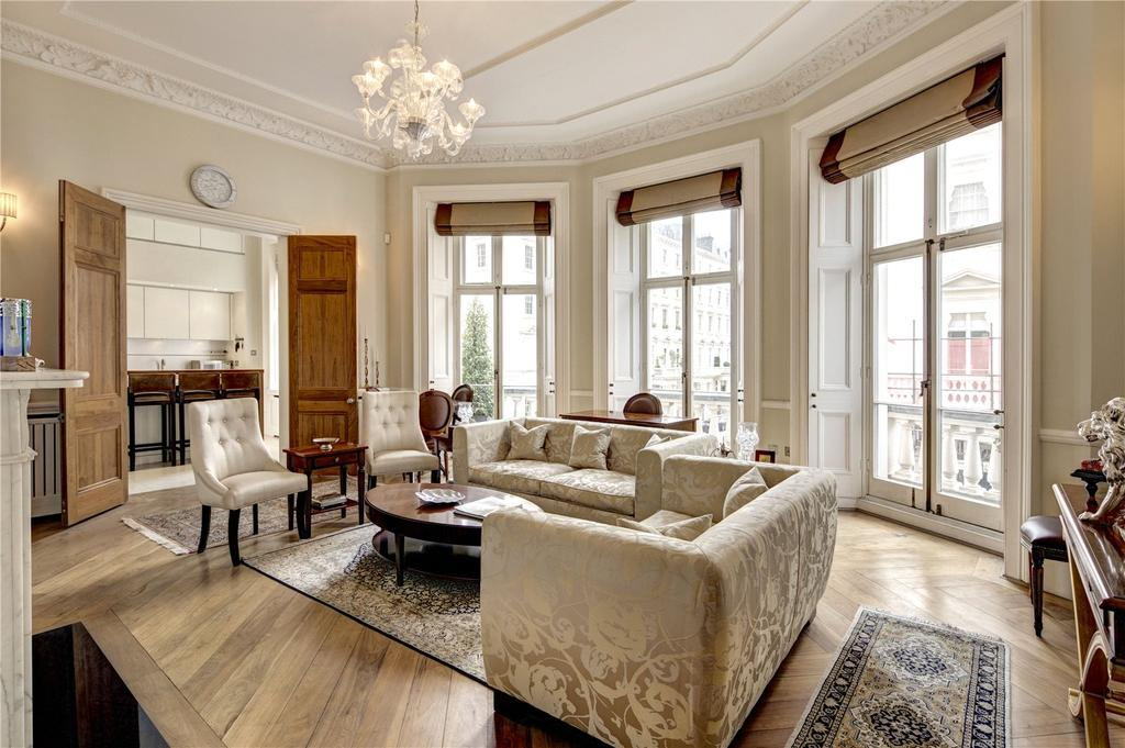 1 Bedroom Flat for sale in Eaton Place, London, SW1X