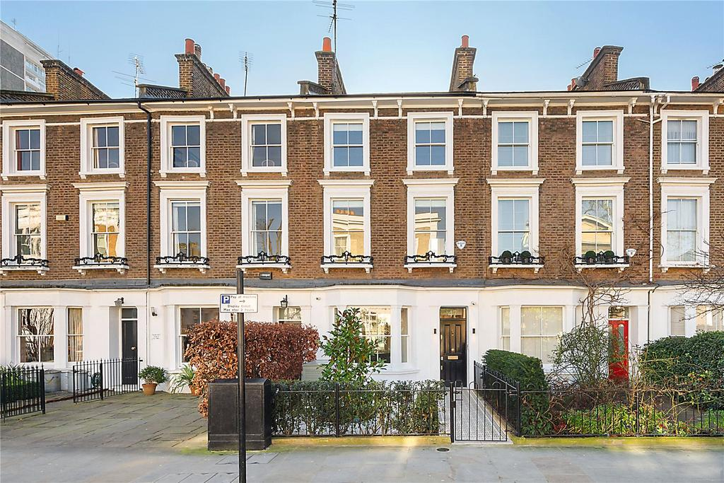 4 Bedrooms Terraced House for sale in Ladbroke Road, Notting Hill, London, W11
