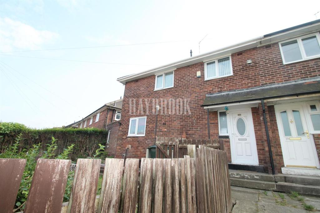 3 Bedrooms Semi Detached House for sale in Nunnery Crescent, Catcliffe