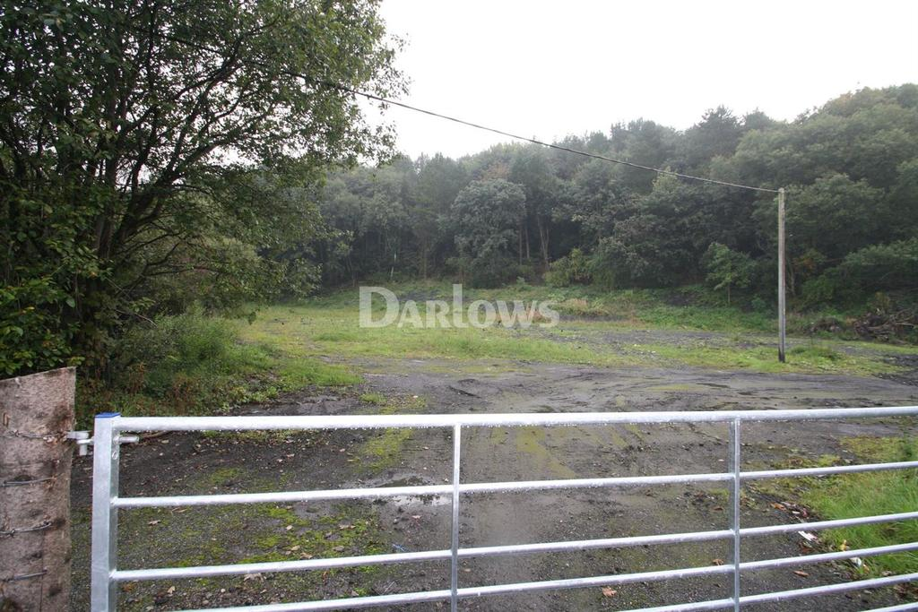 Land Commercial for sale in Land at New Church Road, Ebbw Vale, Blaenau Gwent