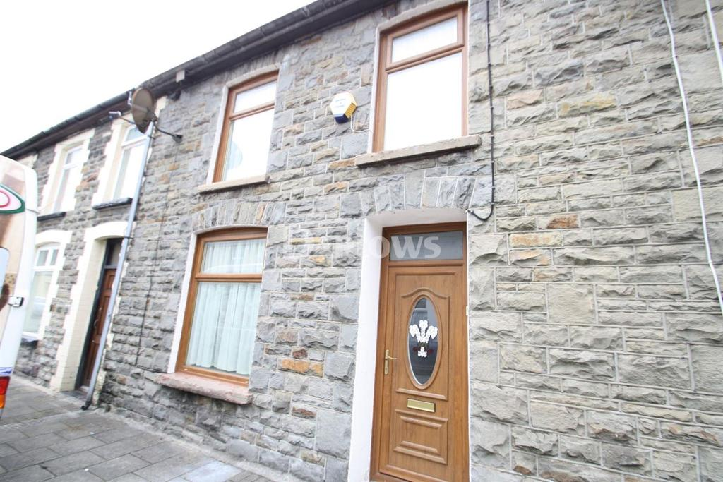 3 Bedrooms Terraced House for sale in Volunteer St, Pentre