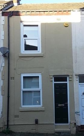 2 Bedrooms Terraced House for sale in DENBIGH STREET, HANLEY, STOKE-ON-TRENT