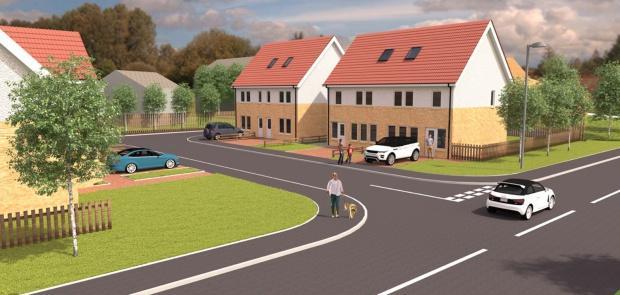 3 Bedrooms Semi Detached House for sale in Gartconner 10 Oxgang Holdings, Redbrae Road, Kirkintilloch, G66