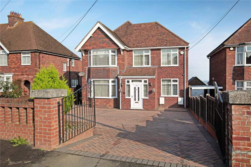5 Bedrooms Detached House for sale in Mudford Road, Yeovil, Somerset