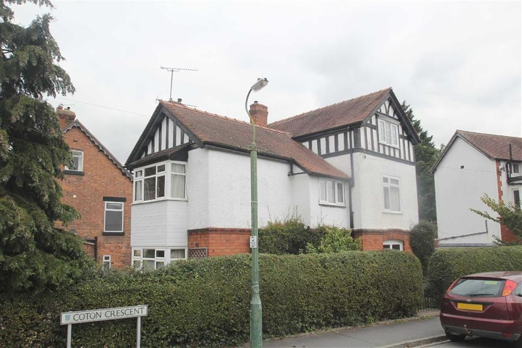 5 Bedrooms Detached House for sale in Coton Crescent, Shrewsbury
