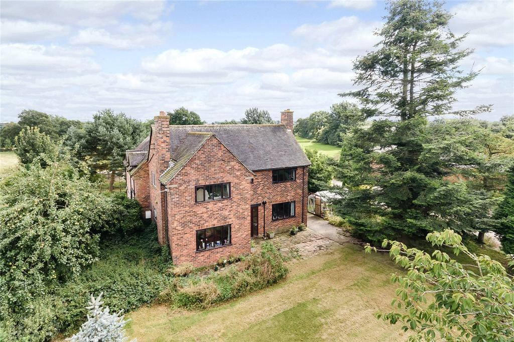 4 Bedrooms Detached House for sale in Macclesfield, Cheshire