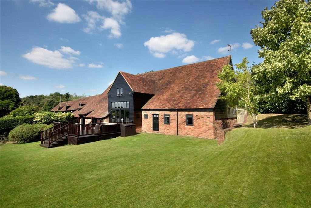 5 Bedrooms Semi Detached House for sale in Wooburn Green Lane, Beaconsfield, Buckinghamshire, HP9
