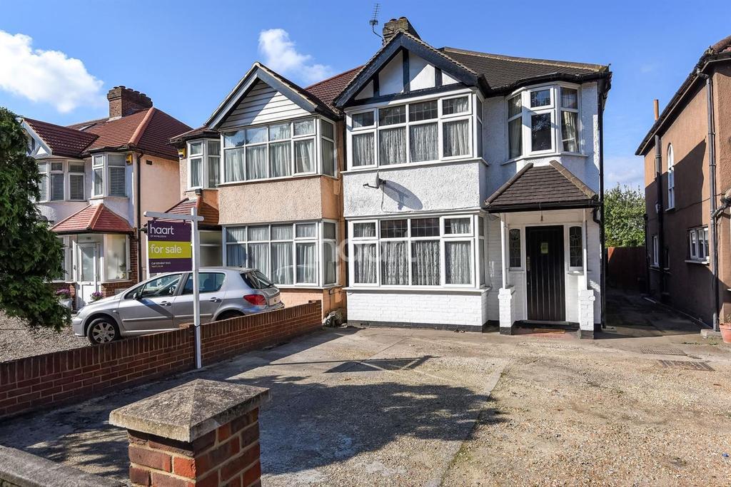 3 Bedrooms Semi Detached House for sale in Morden Road