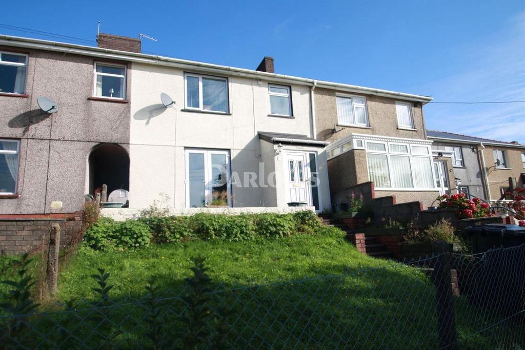 3 Bedrooms Semi Detached House for sale in Warwick Road, Brynmawr, Ebbw Vale, Blaenau Gwent